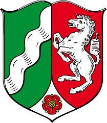 Landeswappen NRW klassisch
